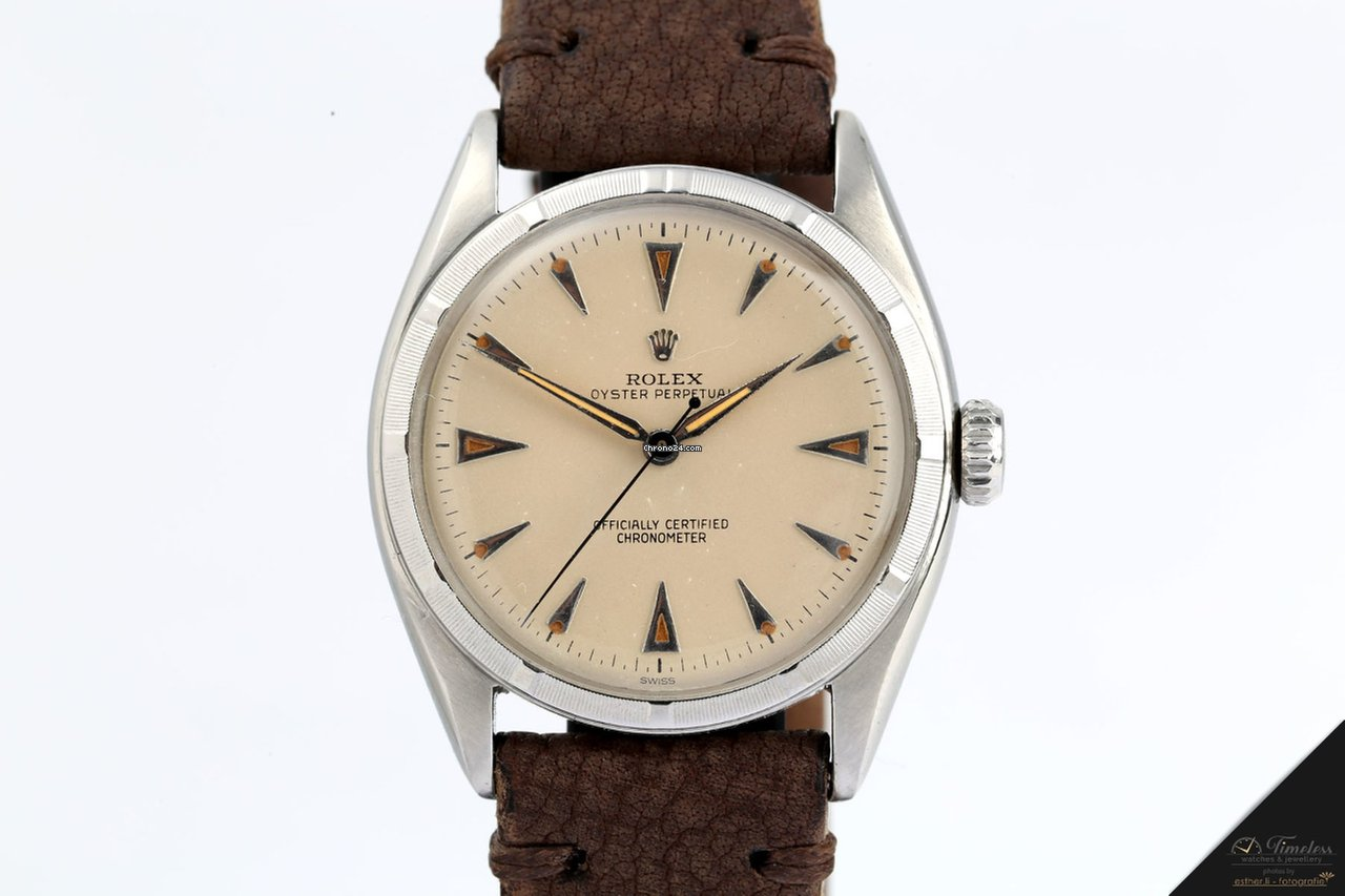 d8b01099998 Rolex Bubble Back Steel - all prices for Rolex Bubble Back Steel watches on  Chrono24