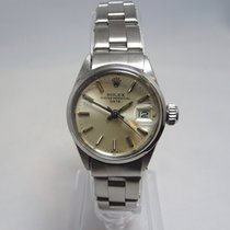 Rolex Oyster Perpetual Lady Date Steel 24mm No numerals