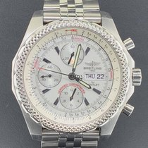Breitling Bentley GT 45mm Plata
