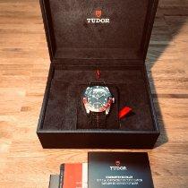 Tudor Black Bay GMT gebraucht 41mm Gold/Stahl