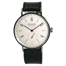 NOMOS 41mm Automatic 2010 pre-owned Tangente Neomatik Silver