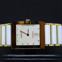 Rado Quartz pre-owned Florence Mother of pearl