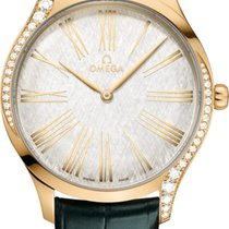 Omega 428.58.39.60.02.001 Yellow gold 2021 De Ville Trésor 39mm new United States of America, New York, Airmont