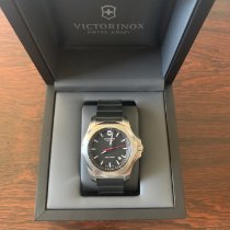 Victorinox Swiss Army Steel 43mm Quartz 241688.1 pre-owned United States of America, Illinois, Chicago