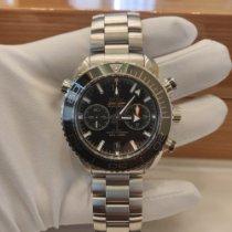 Omega Seamaster Planet Ocean Chronograph Сталь 45.5mm Чёрный Россия, Saint - Peterburg