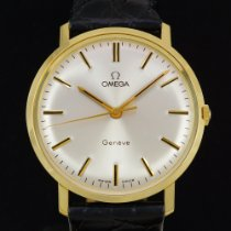 Omega Yellow gold 34mm Manual winding 1329051 OMEGA Geneve pre-owned