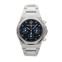 Girard Perregaux Laureato Steel 42mm Black No numerals United States of America, Pennsylvania, Bala Cynwyd