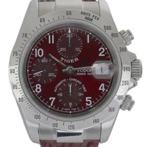 Tudor Tiger Prince Date Steel 40mm Black United States of America, New York, Smithtown