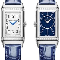 Jaeger-LeCoultre Q3348420 Steel 2019 Reverso Duetto new