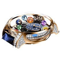 Jacob & Co. Astronomia 玫瑰金 43mm