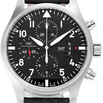 IWC Pilot Chronograph IW377701 2015 tweedehands