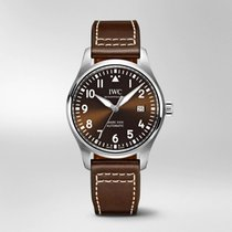 IWC Steel 40mm Automatic IW327003 new United States of America, New Jersey, Oradell