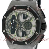 Audemars Piguet Royal Oak Offshore Tourbillon Chronograph 26387IO.OO.D002CA.01 nouveau