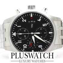 IWC PILOT'S WATCH CHRONOGRAPH T