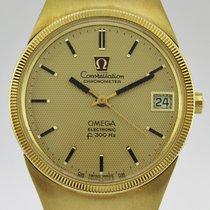 Omega Genève usados 35mm Oro amarillo
