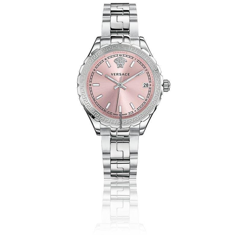 f6d4031e252e Prix des montres Versace   Acheter une montre Versace à un prix avantageux  sur Chrono24