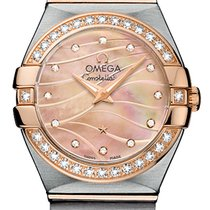Omega Constellation новые