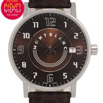 Montblanc Summit Steel 38mm Brown