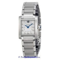 Cartier WE110006 Steel Tank Française 20mm new United States of America, California, Newport Beach
