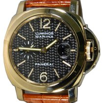 Panerai Luminor Marina Automatic 18kt Yellow Gold - PAM 00140