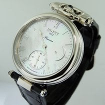 Bovet White gold 39mm Automatic AF39006 new