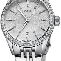 Oris Women's watch Artelier Date 28mm Automatic new Watch with original box