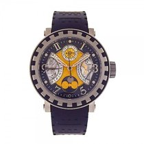 Dewitt Academia 18k White Gold Month Day Date Automatic Watch...