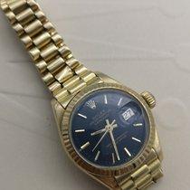 Rolex Lady-Datejust Жёлтое золото 26mm Без цифр