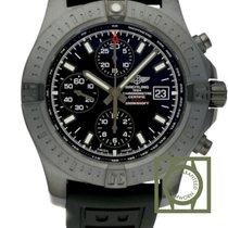 Breitling Chronomat Colt Chronograph Automatic Black Steel...