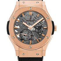 Hublot Classic Fusion Ultra-Thin pre-owned 42mm Rose gold