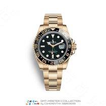 Rolex GMT-Master II M116718LN-0001 2019 новые