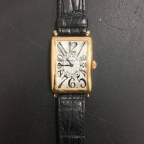 Franck Muller Long Island 952QZ pre-owned