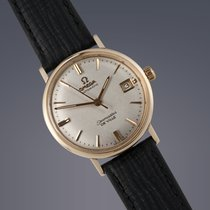 Omega Seamaster DeVille gold capped automatic watch