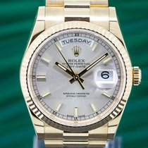 Rolex 118238 Day Date President Champagne Dial 18K Yellow Gold...