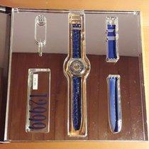 Swatch Platin 36mm Automatik SAZ101 neu