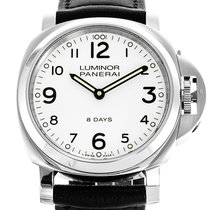 Panerai Luminor Base 8 Days new 44mm Steel