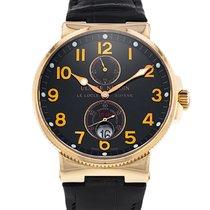 Ulysse Nardin Marine Chronometer 41mm Rose gold 41mm Black Arabic numerals United Kingdom, London