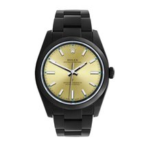 Rolex Oyster Perpetual 34 Aço 34mm Ouro