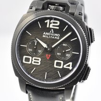 Anonimo Steel 43.5mm Automatic AM-1120.02.001.A01 new