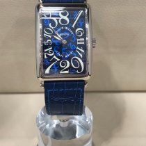 Franck Muller White gold Automatic Arabic numerals pre-owned Crazy Hours