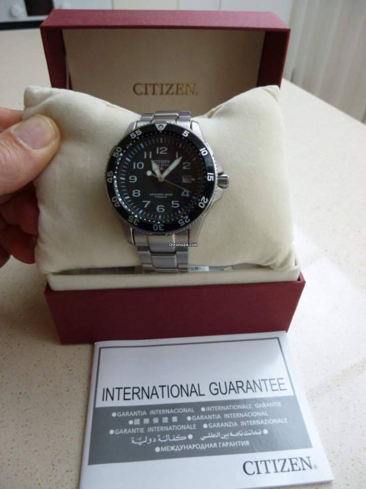 df799addb Citizen Titanium watches - all prices for Citizen Titanium watches on  Chrono24