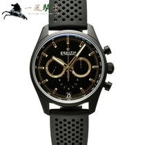 Zenith 24.2042.400/27.R799 Aluminum 42mm pre-owned