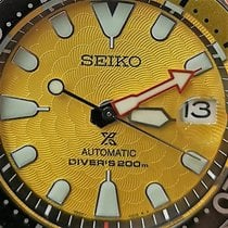 Seiko 42mm Automatic SRPD19K pre-owned