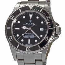 Rolex Sea-Dweller 4000 Steel 40mm Black No numerals United States of America, Florida, Plantation