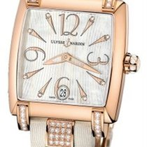 Ulysse Nardin Caprice Rose gold Mother of pearl United States of America, Florida, North Miami Beach