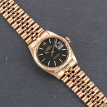 Rolex Datejust Rose gold 36mm Black United States of America, New York, New York