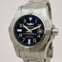 Breitling Avenger II Seawolf A17331 2014 pre-owned