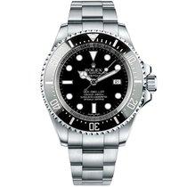 Rolex Sea-Dweller Deepsea Сталь 44mm Чёрный Без цифр Россия, Москва