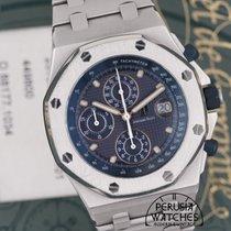Audemars Piguet Royal Oak Offshore Chronograph Acciaio 42mm Blu Senza numeri Italia, Perugia