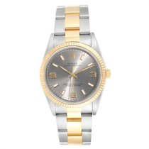 Rolex Oyster Perpetual Gold/Steel 34mm Arabic numerals United States of America, Georgia, Atlanta